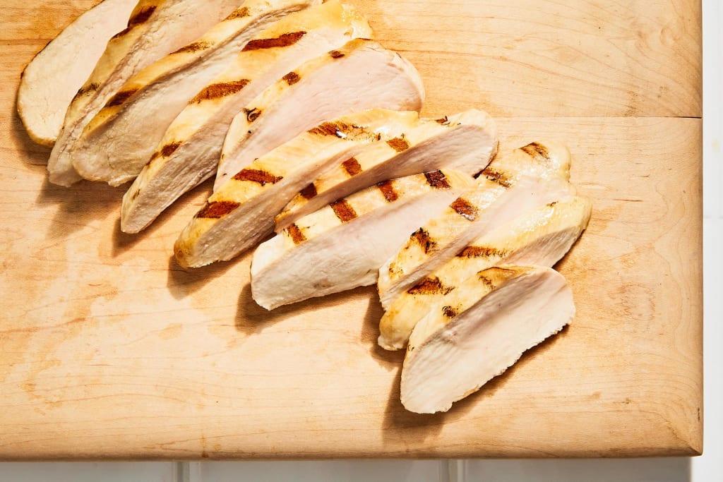 Grilled Chicken Strips (12 oz)
