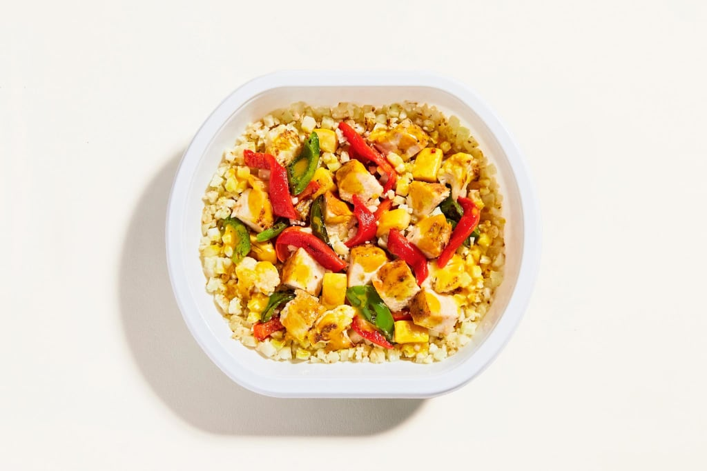 Ginger-Turmeric Chicken Bowl
