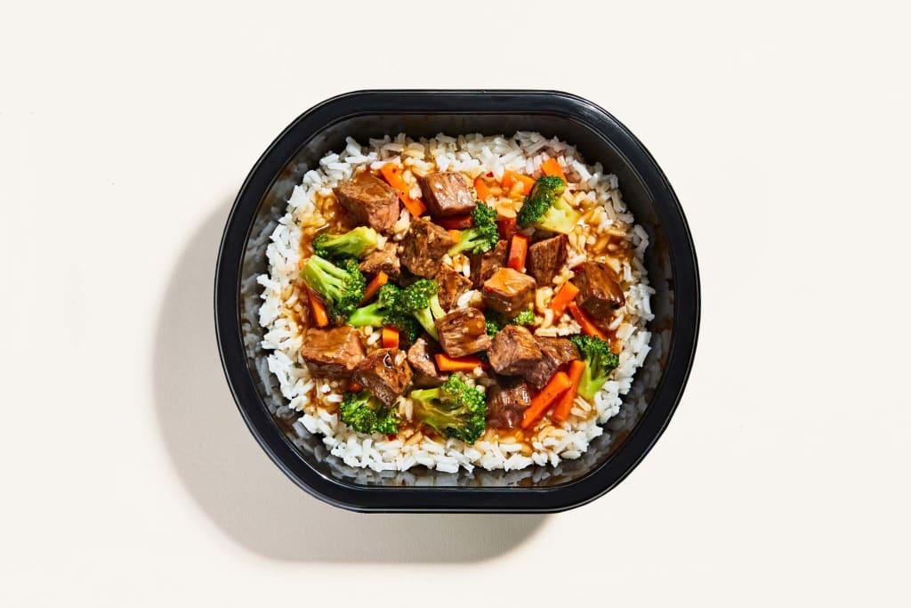 Beef & Broccoli Bowl