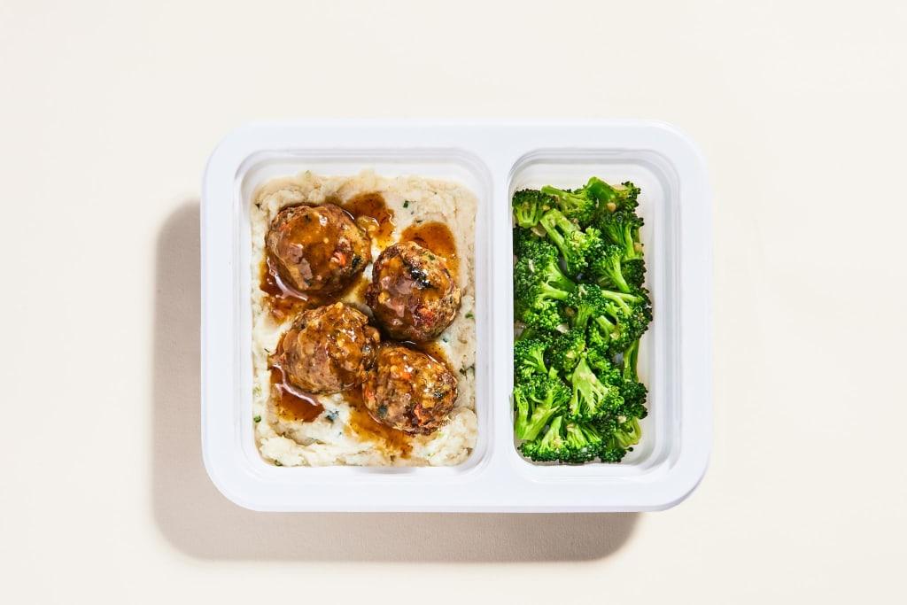 Beef & Veggie Meatballs