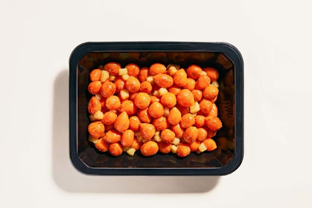 Glazed Parisian Carrots (16 oz)