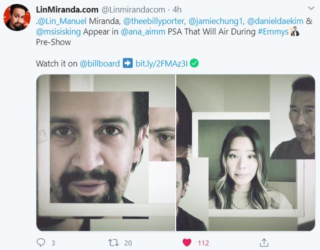 LinMiranda.com Tweet