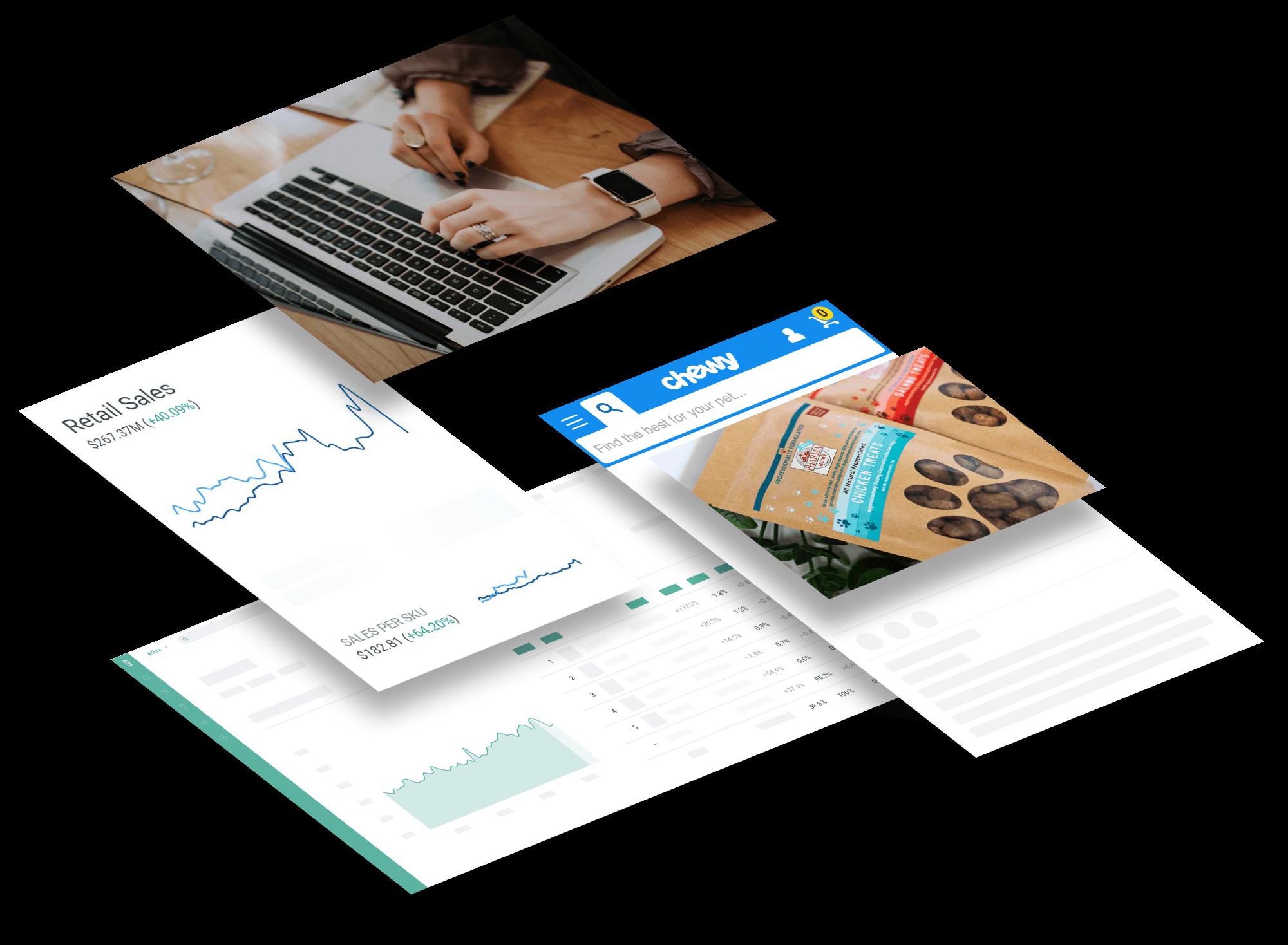chewy vendor analytics
