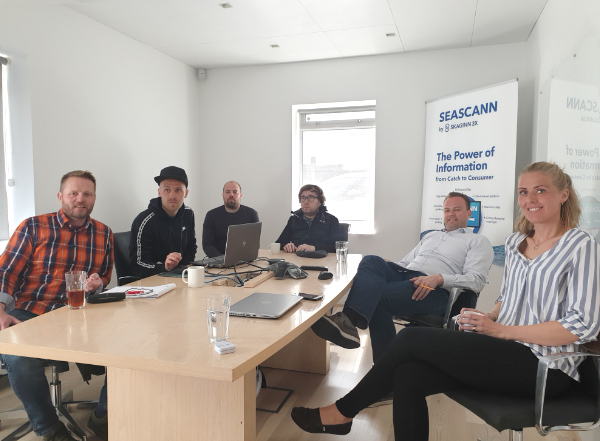 Skaginn 3X has assembled an expert development team to realize its ambitious SEASCANN system, the company's EU-funded Horizon 2020 project.