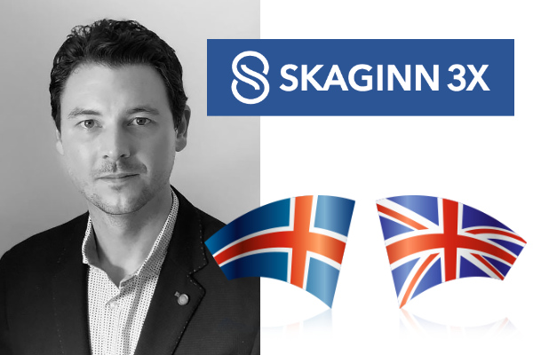 Skaginn 3X is pleased to announce that Gregg Witherington will come on as a dedicated representative for the UK market.