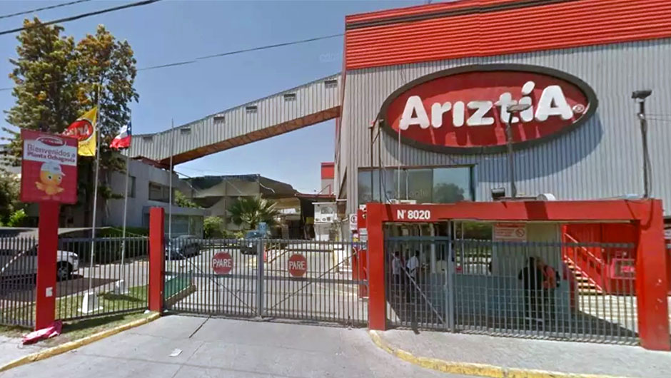Ariztia is located in Melipilla, Chile and is a leading supplier of fresh chicken and turkey products, they offer superior quality healthy, light and nutritious products