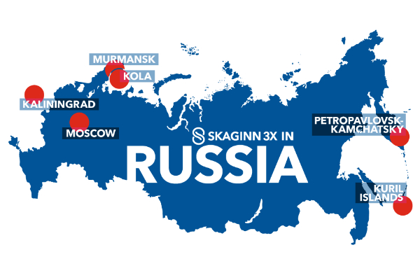 Skaginn 3X is thrilled to present its latest technologies and advancements in St. Petersburg, July 10-12, for this year's Seafood Expo Russia.