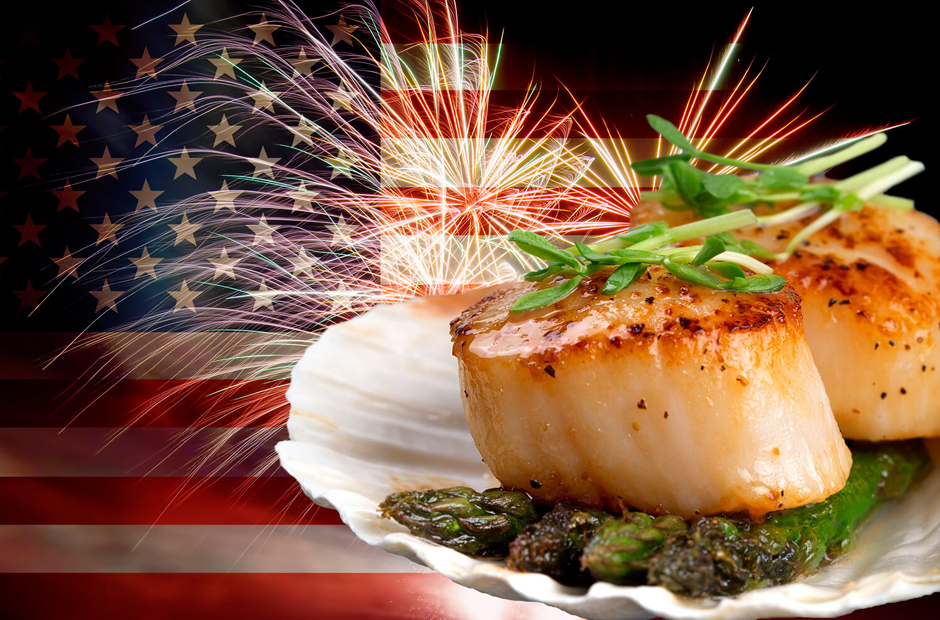 Fourth of July – it is the Super Bowl of the scallop industry and every minute counts, a satisfied customer told our North American regional manager Siggi Skúlason in a conversation earlier this week.