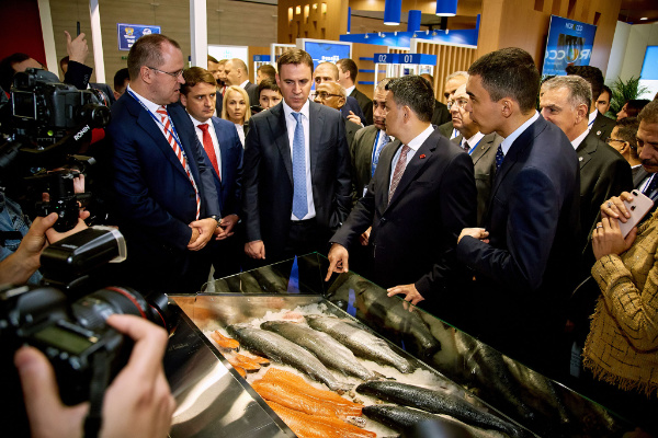 In the limelight at this year's Seafood Expo in St. Petersburg were the innovative technologies and prosperous partnerships ushered in by Russia's grand plan to reawaken its tremendous fishing sector.