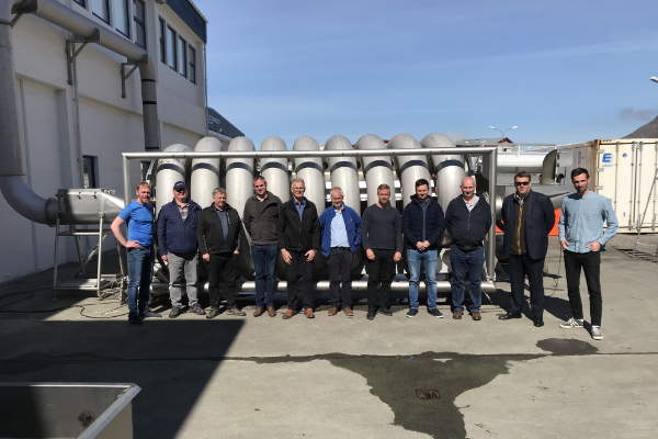 Denholm Seafoods has engaged Skaginn 3X to supply them with a newly designed, state-of-the-art, multifunctional ValuePump™️, which features the largest capacity to date and conveys the product over 200 meters in a low-pressure, closed environment.