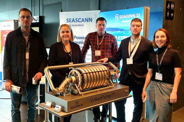 The 10th annual Seafood Conference was held November 7-8 at Harpa Concert Hall in Reykjavík and attended by over 800 professionals in the seafood industry.