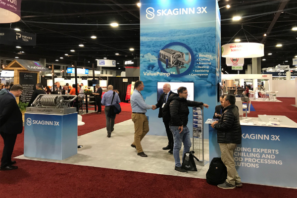 The team at Skaginn 3X would like to thank everyone who participated in IPPE 2020 in Atlanta for making it such a great show. We were proud to see how much interest there was in our ConTech™ IQF Contact Freezers and the updated ValuePump™ system.