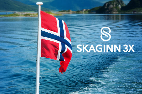 Skaginn 3X AS is pleased to announce that Kai Einar Jensen Bystrøm has been recruited to head up the sales team in Norway.