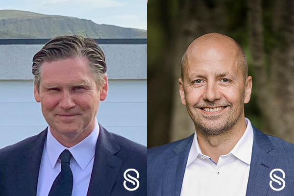 The addition of Ágúst Ágústsson and Ingvar Vilhjálmsson greatly expands the sales teams' specialist knowledge and range of experience with two accomplished professionals in the food processing technology sector.