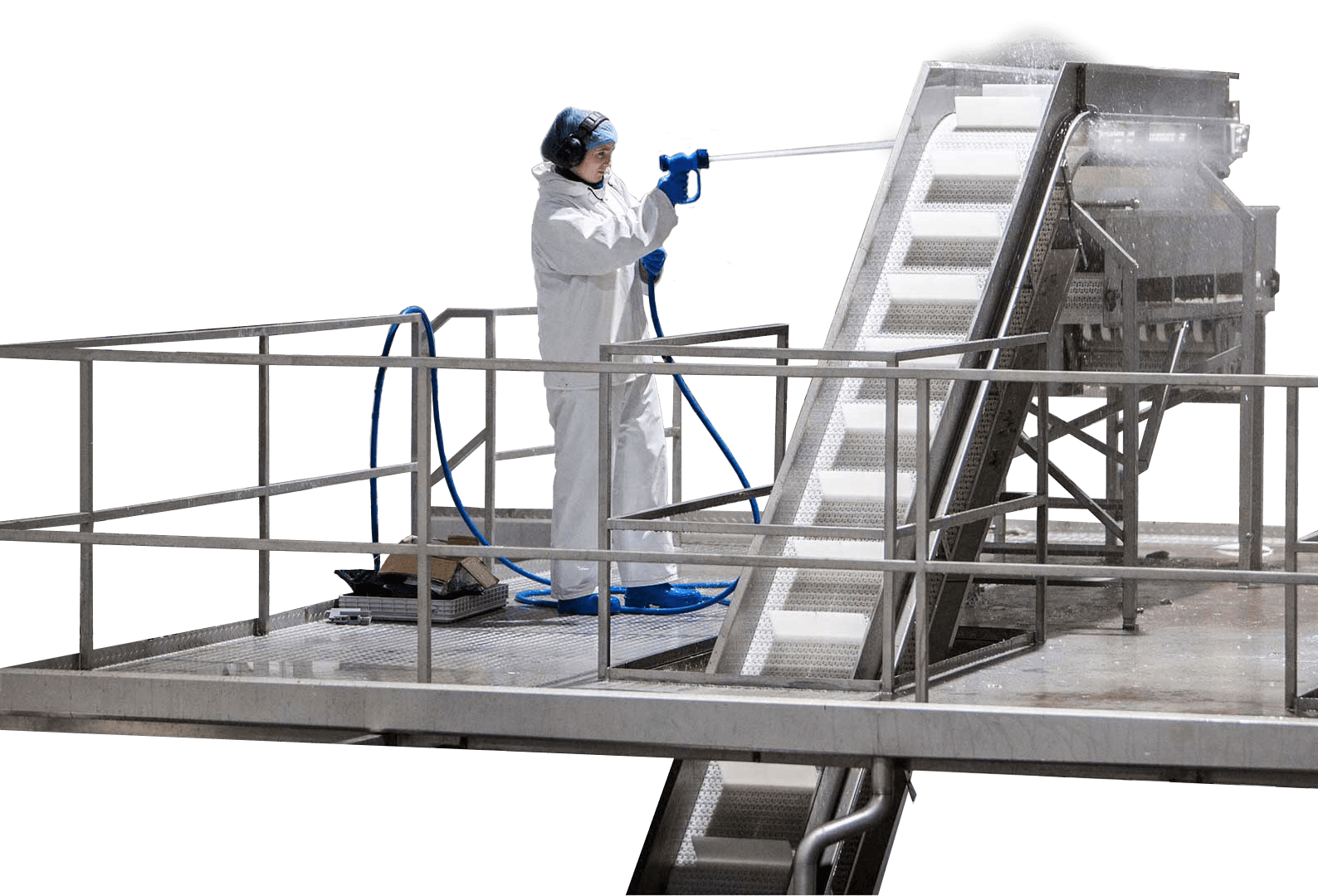 Conveyor Belts for Food Industry. Food processing systems by Skaginn3X, provide careful handling, fast & effective sanitation - the experts in automated conveyor system integration
