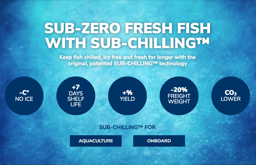We are proud to announce the launch of our new and improved SUB-CHILLING™ webpage.