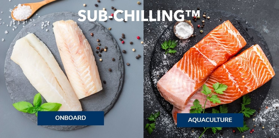 We have updated our Sub-chilling page! Whether you work with white fish or in aquaculture, Sub-chilling can help maximize product quality, extend shelf-life and lower your carbon footprint.