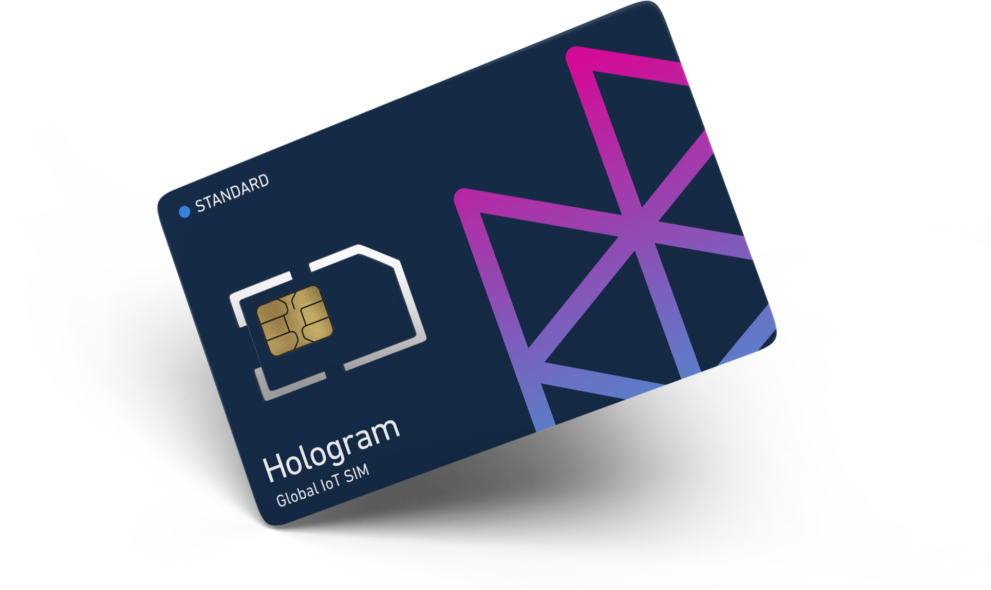 Illustration of Hologram SIM