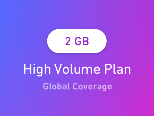 hologram high volume data plan