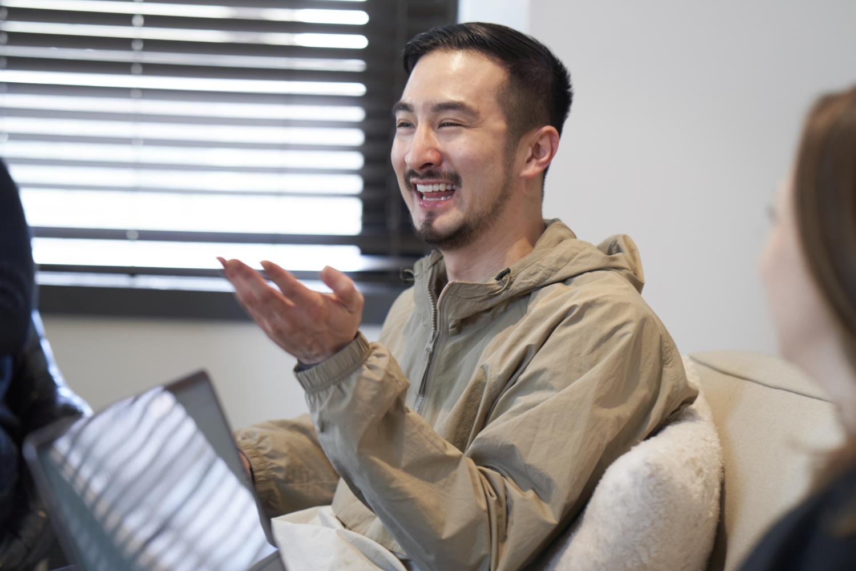 photo of Hologram teammate Ryan Lee