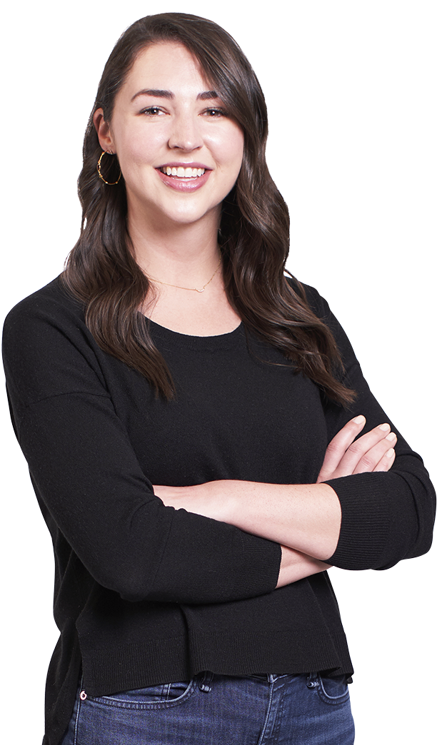 Photo of Haley Doyle, Hologram's Sr. Account Executive