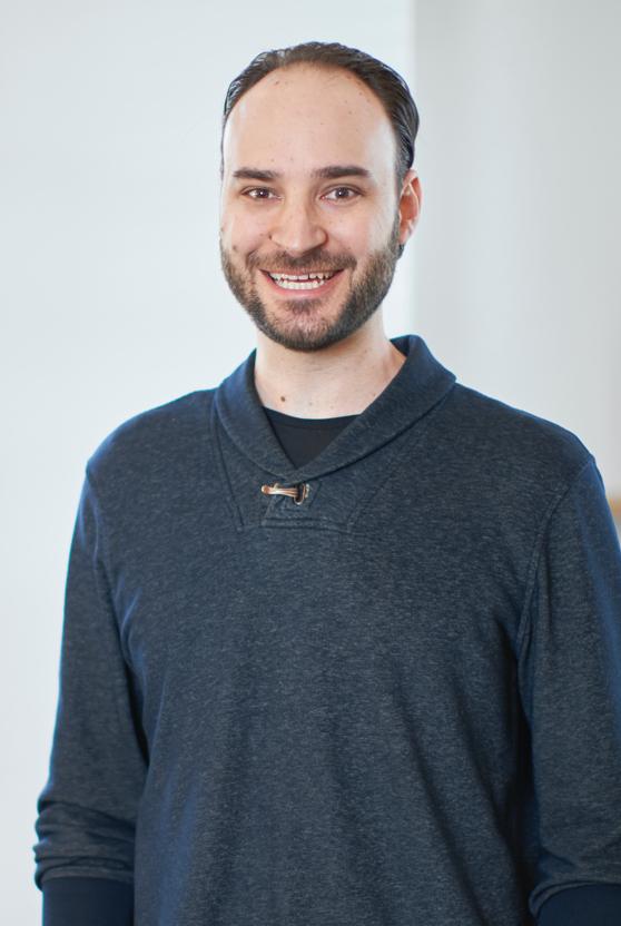 Trevor Austin, VP Engineering