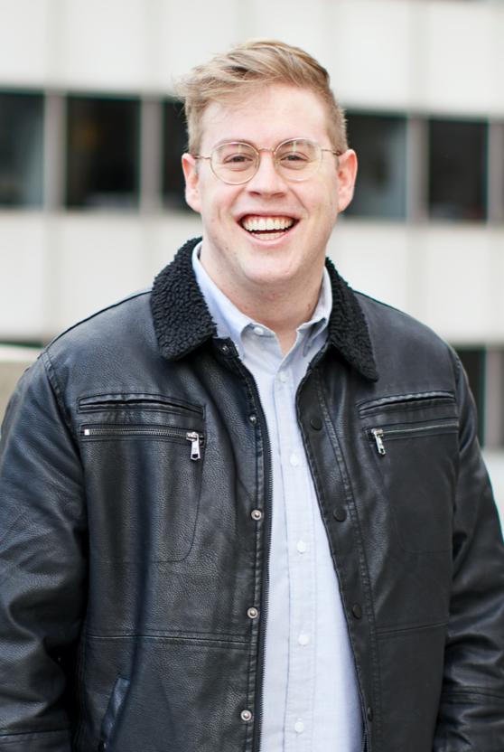 Quintin Carlson, VP Design