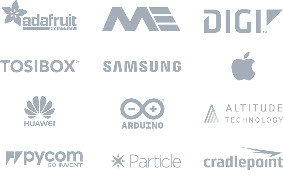 Logos of Hologram partners