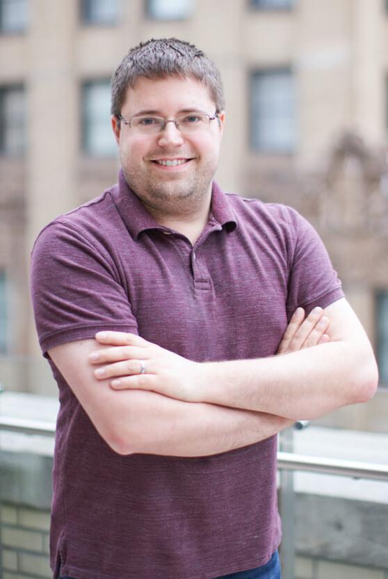 Pat Wilbur, Co-Founder & CTO