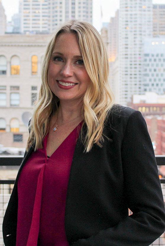 Lynette Grinter, VP Marketing