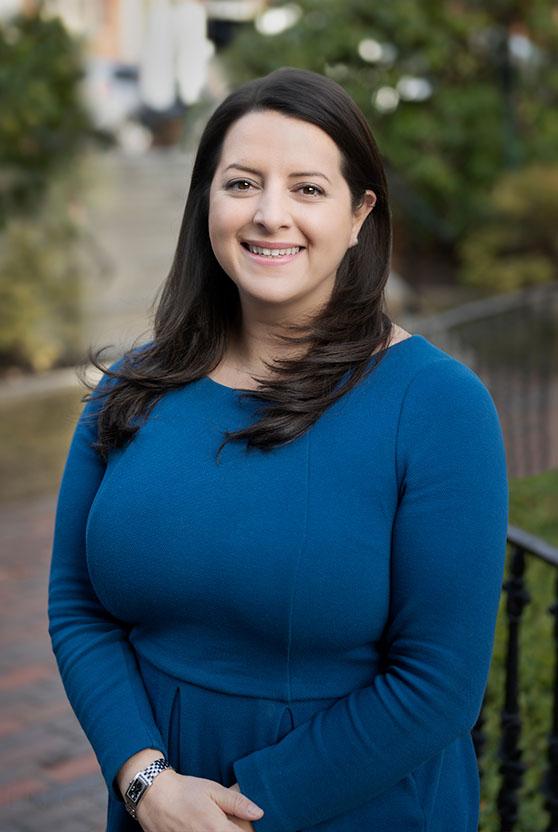 Annie Rosen, CFO