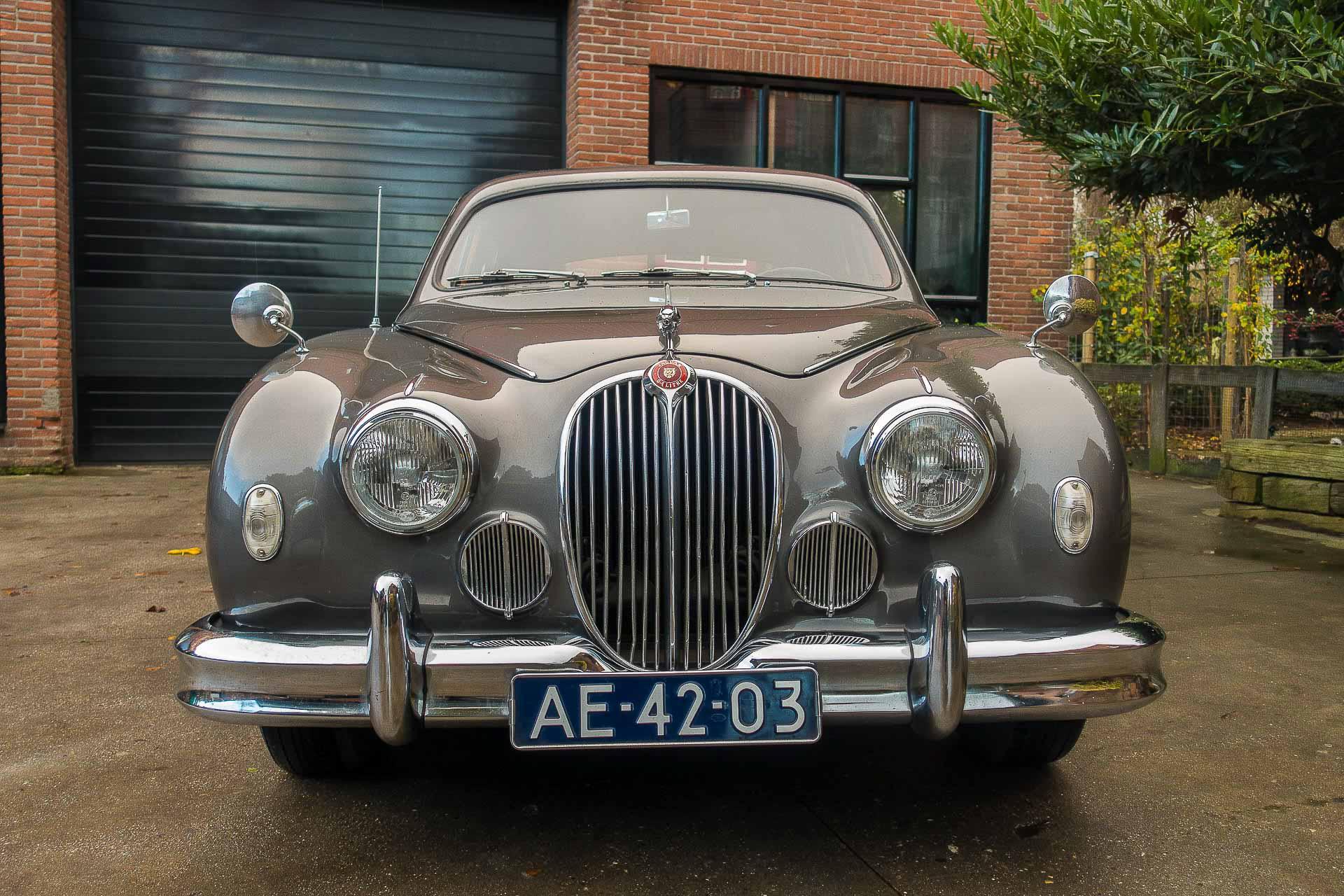 Jaguar Mark 1 1959