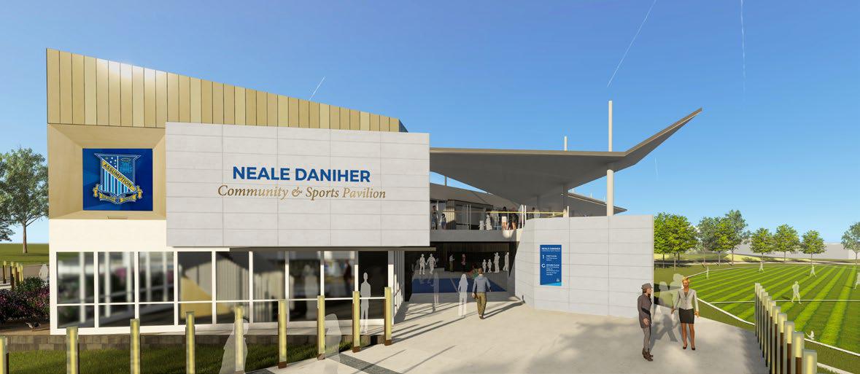 Neale Daniher Community & Sports Pavilion