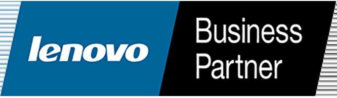 Lenovo Business Partner logo
