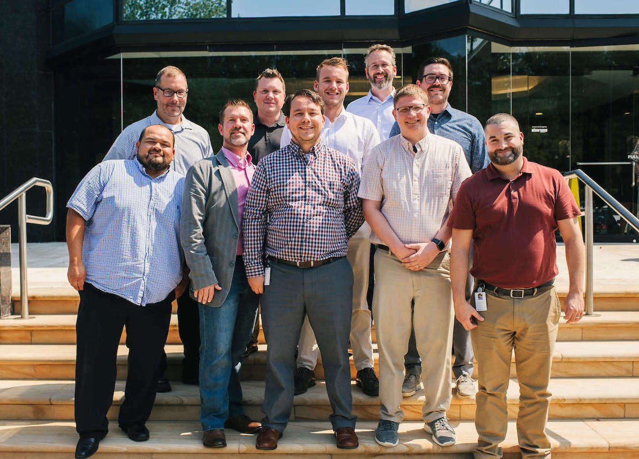 Net Friends IT Staffing services team