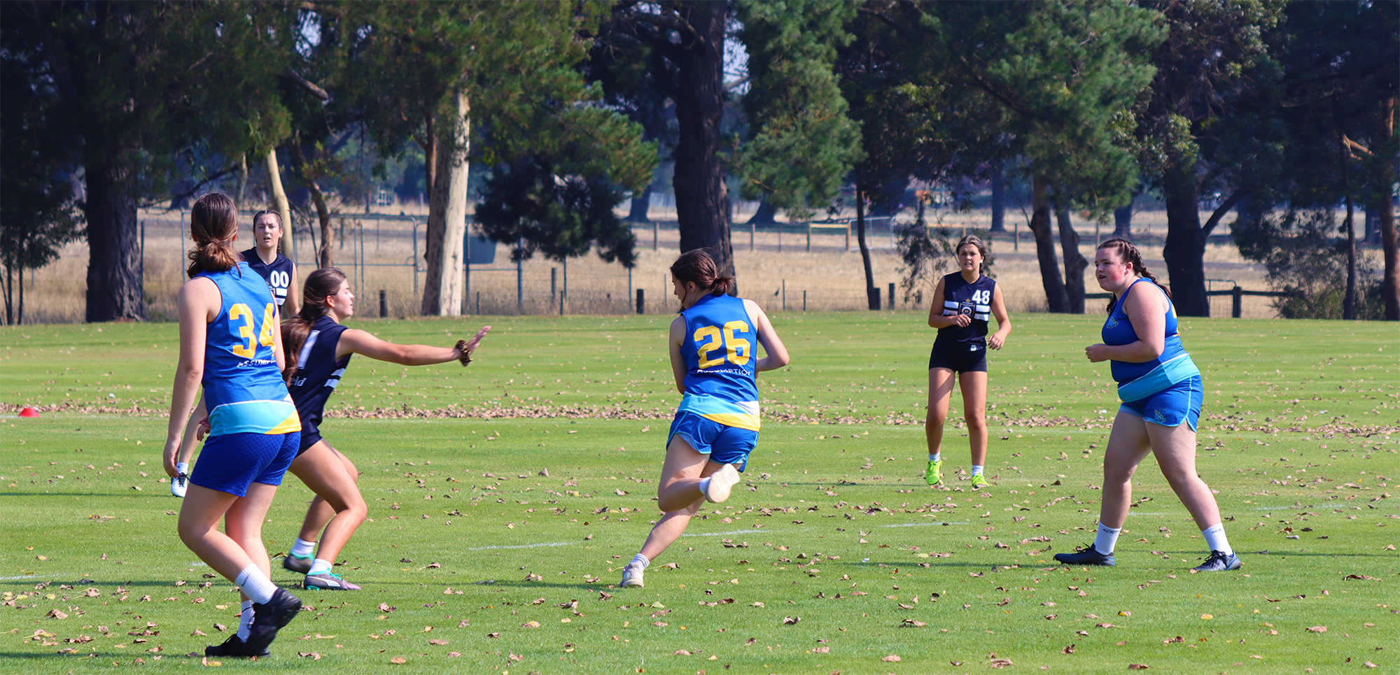 Touch Footy March 2020