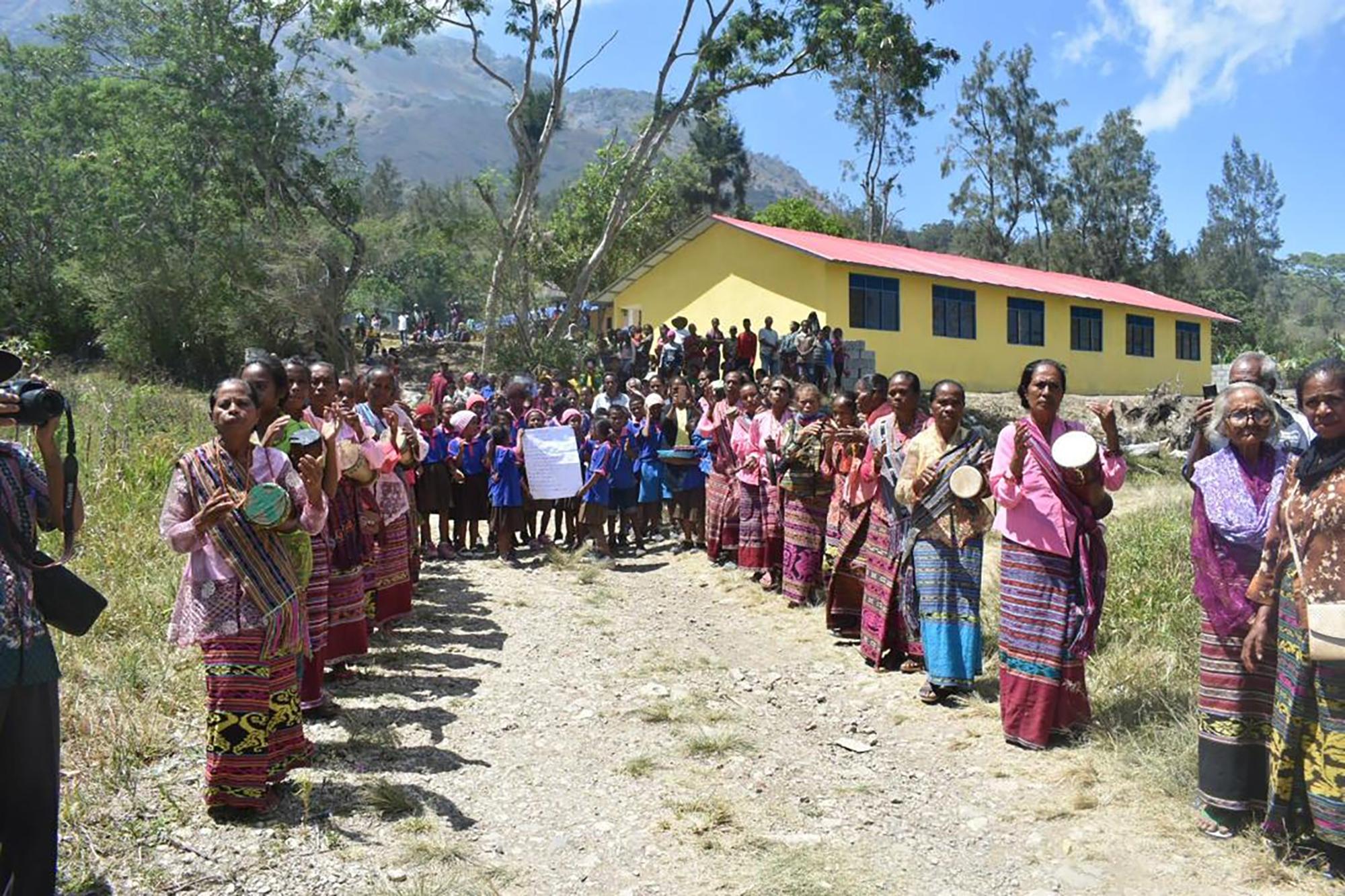 Timor Leste Appeal