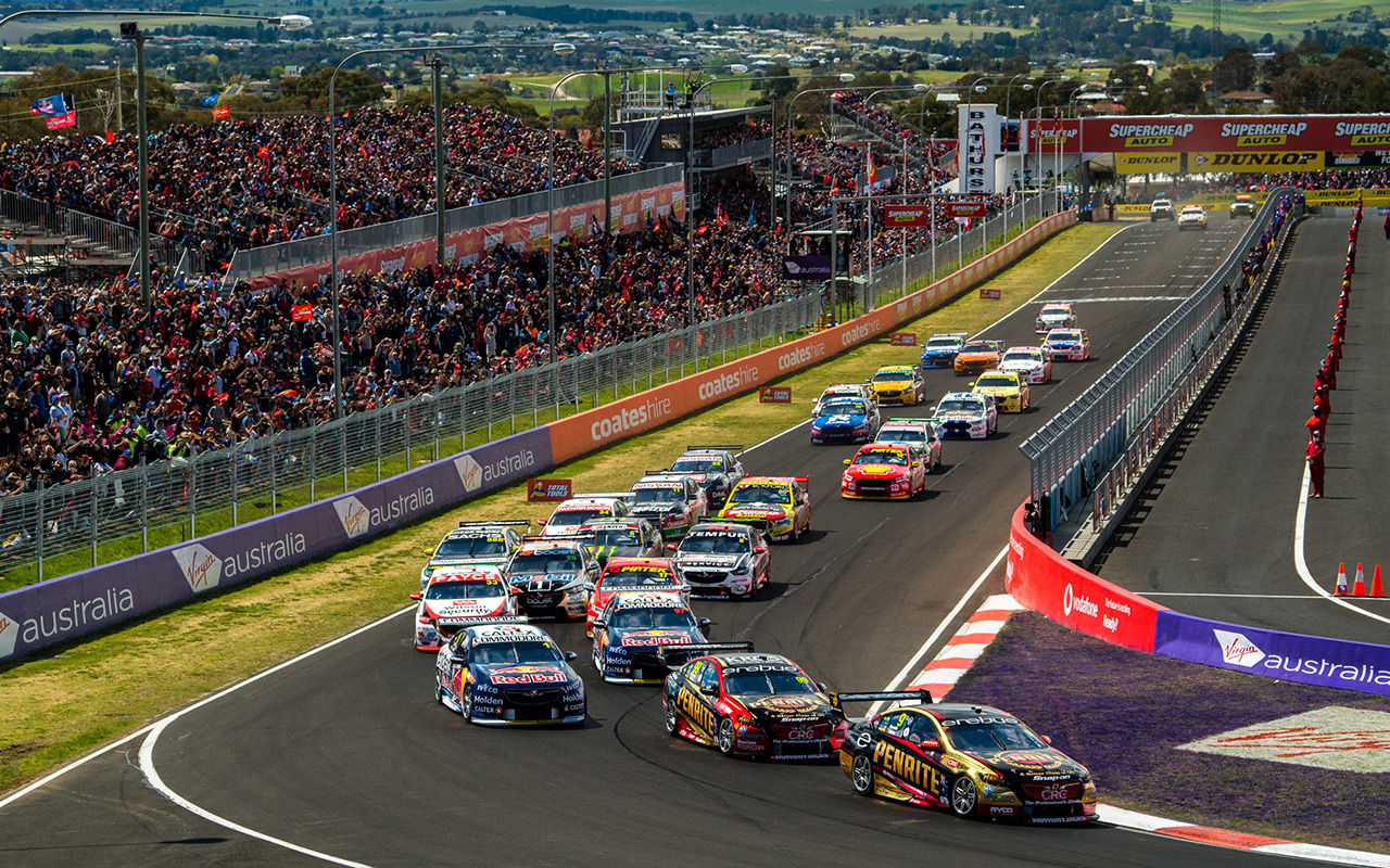 Bathurst Supercars Success