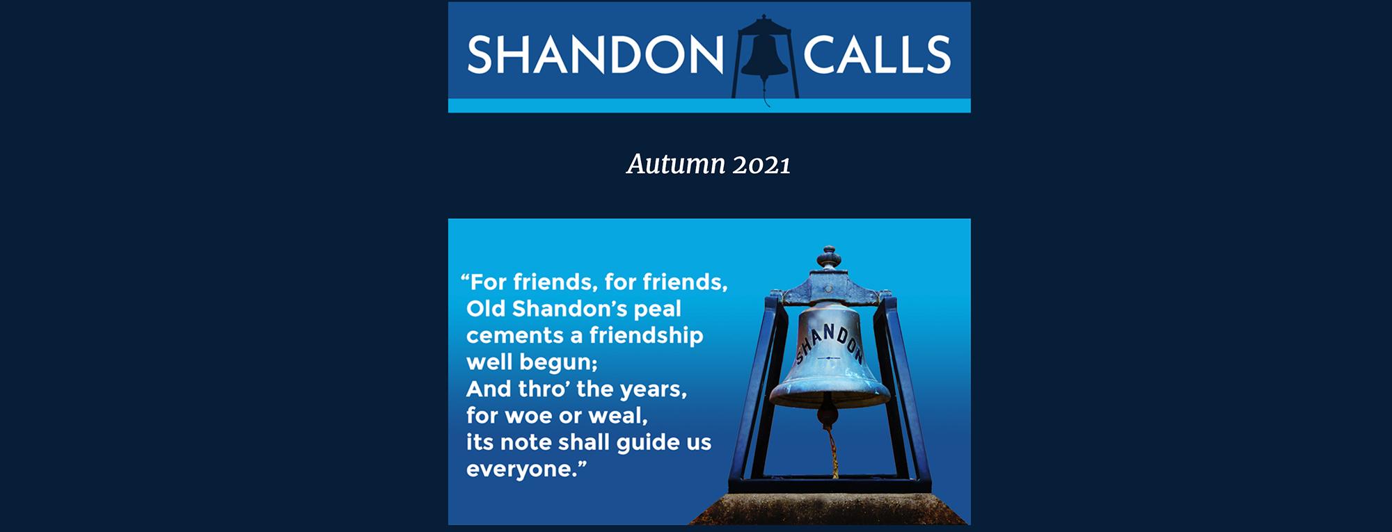 Shandon Calls Autumn