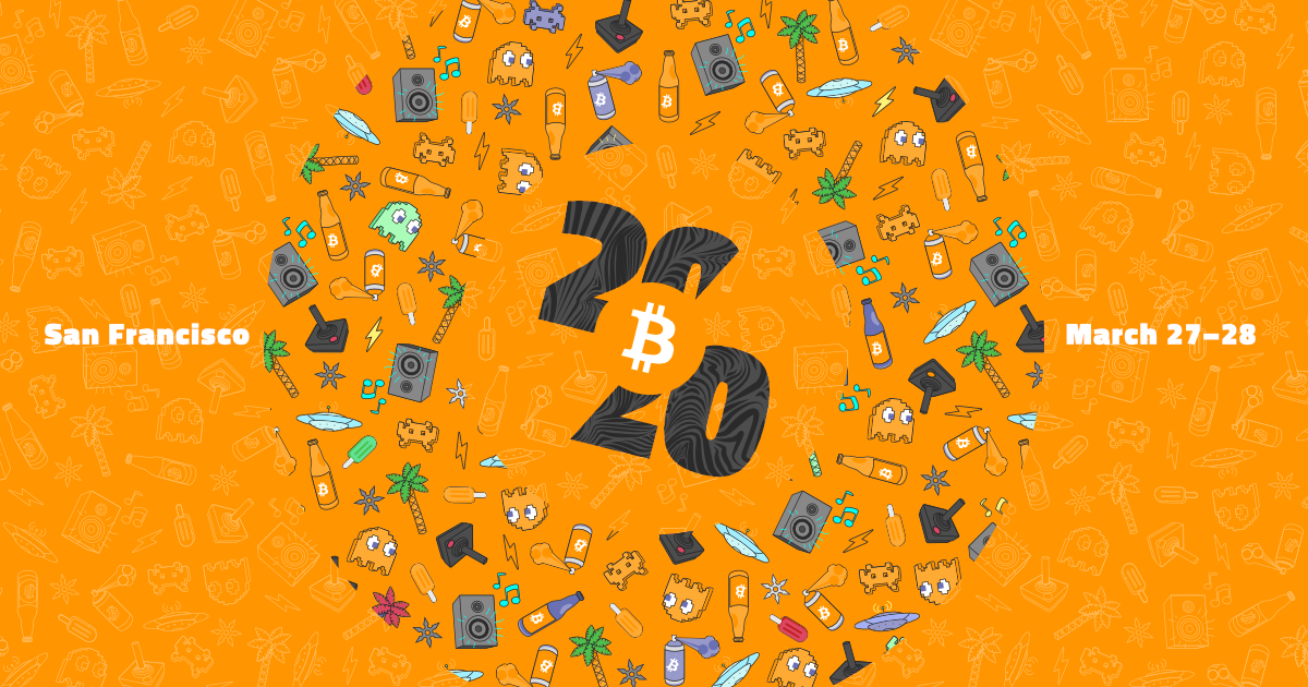 Image result for bitcoin 2020 conference