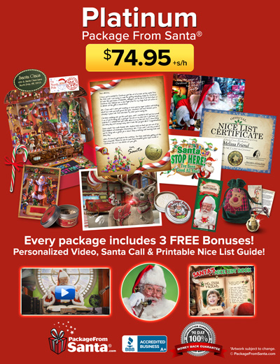 Platinum Package from Santa®