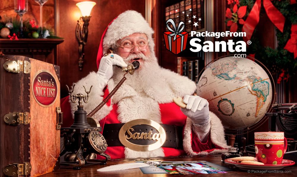 Package from Santa® - www.PackageFromSanta.com