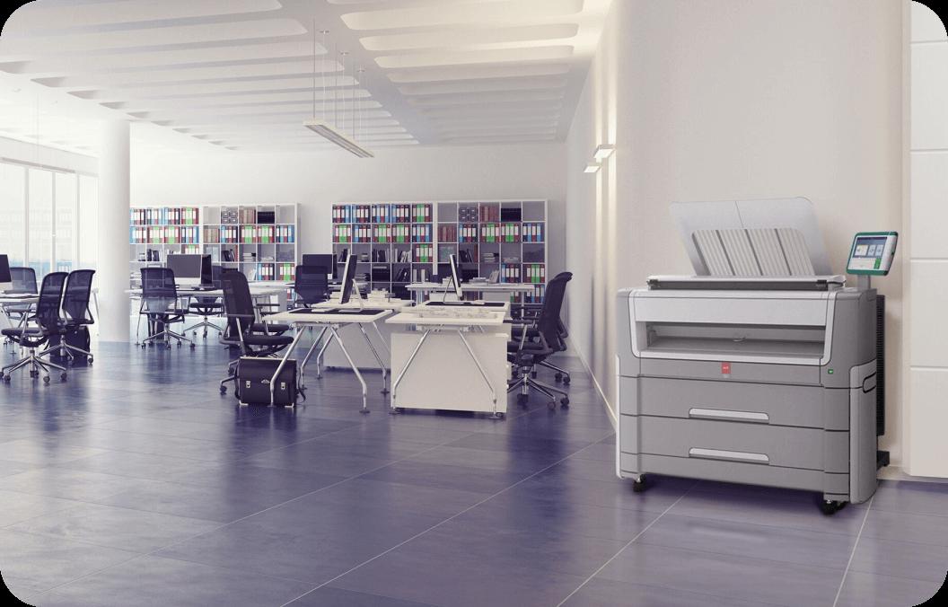 océ large format printer