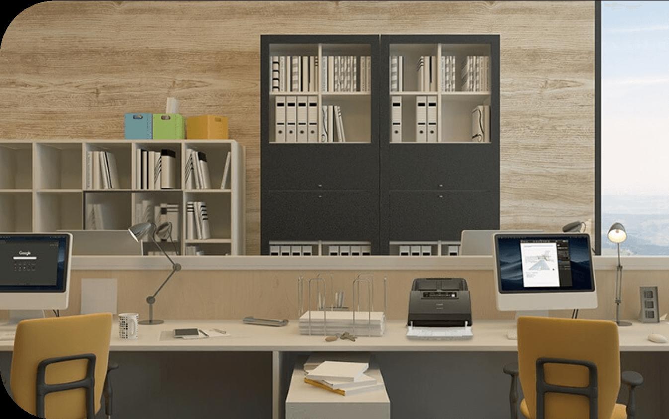 digital desktop document scanner