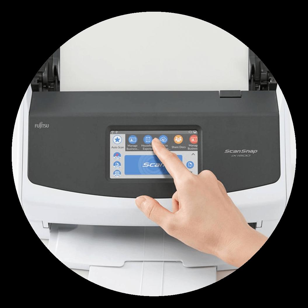 desktop document scanner