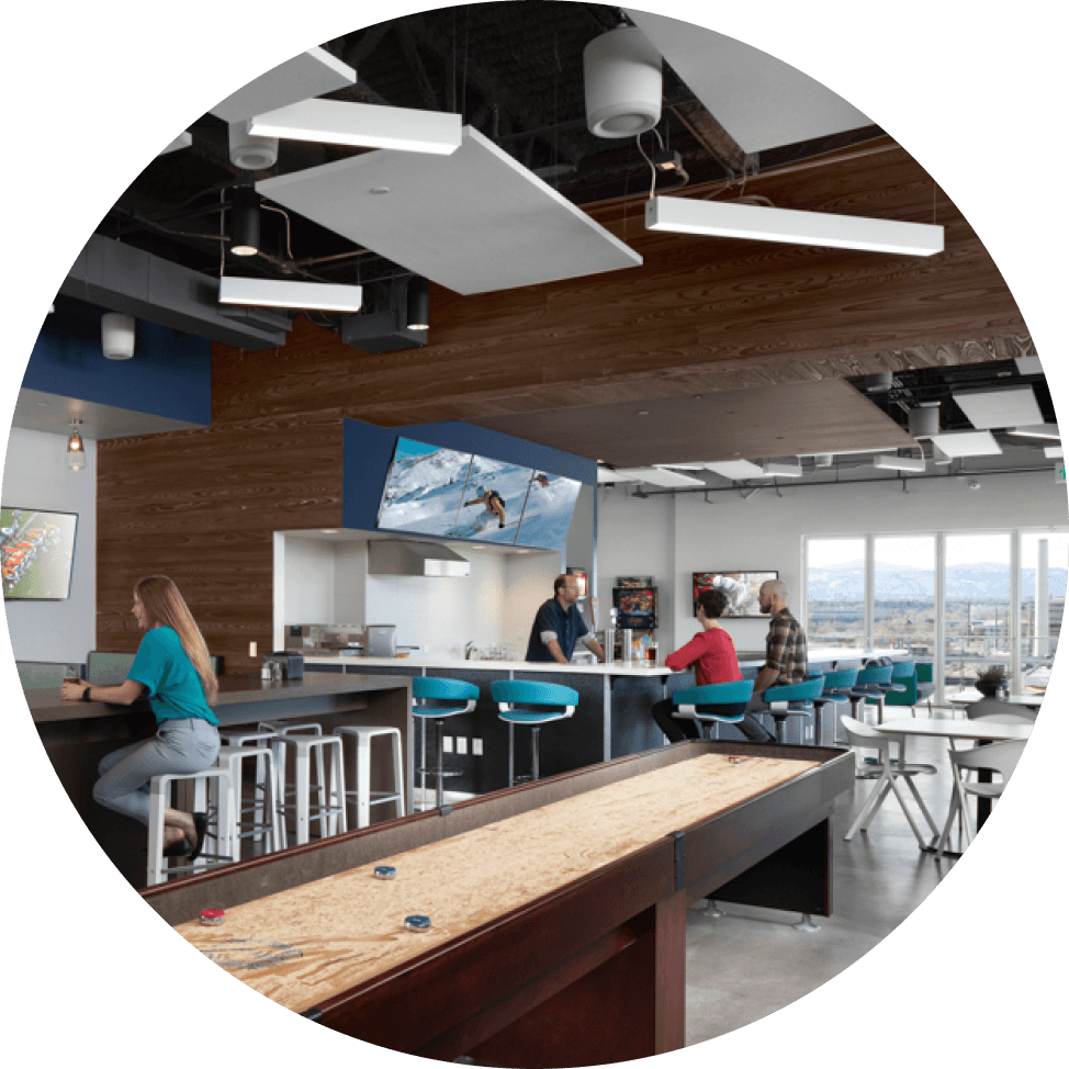 ACP HQ Lounge