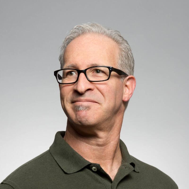 male customer image