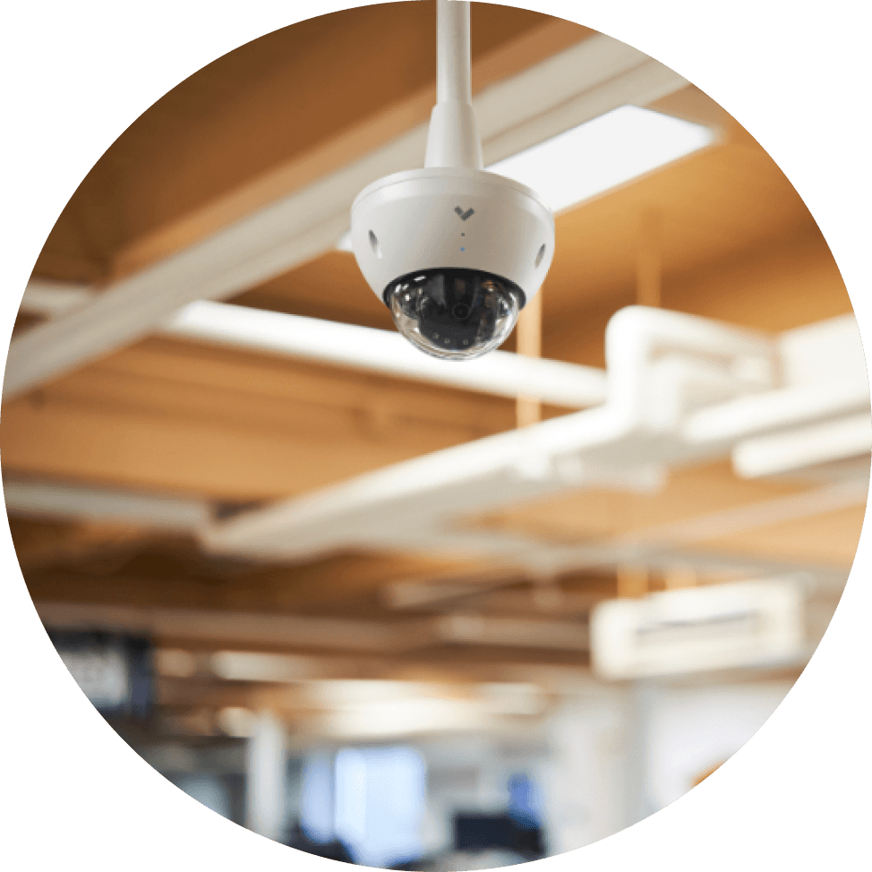 verkada interior security camera