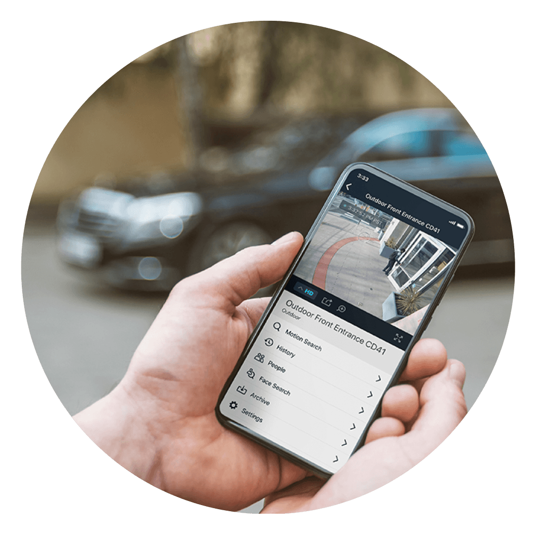 Verkada mobile security