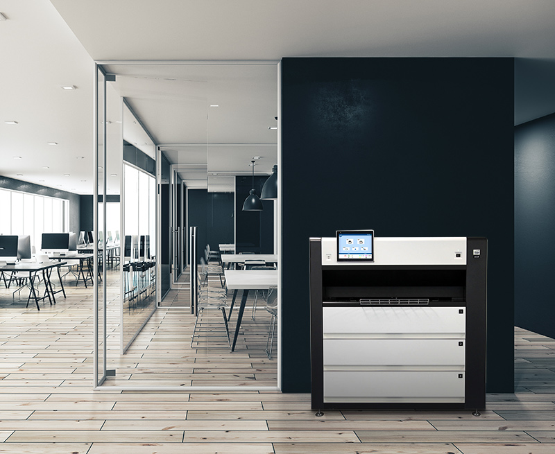 kip wide format printer